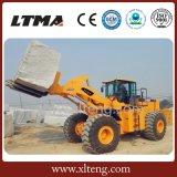 Chargeur lourd de Ltma chargeur d'extrémité de chariot élévateur de 32 tonnes