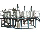3t de algodão Soja Milho Mini Máquina de Refinaria de Petróleo