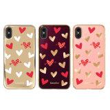 Harde Kristallen van de Dekking van het Geval van de Telefoon Swarovski voor de Meisjes van iPhone X/6/7/8plus van de Appel