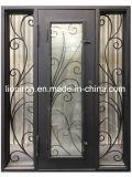 Двери утюга положения горячих дверей металла сбывания нутряные Handmade