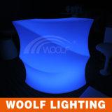 La barra di indicatori luminosi cambiante di colore LED stabilito illumina in su la mobilia esterna