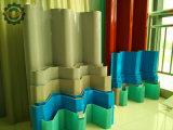 Feuille de polycarbonate Serre de toiture FRP Avion lucarne