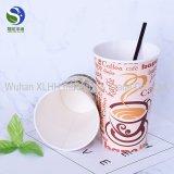 Taza de papel del estilo de la venta de la fábrica del café disponible atractivo de la conveniencia