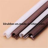 Bandes de cachetage de temps de profil d'extrusion de PVC de guichet en aluminium