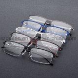 Blocco per grafici di titanio Ultralight di Eyewear del blocco per grafici mezzo della lega del commercio all'ingrosso caldo di vendita