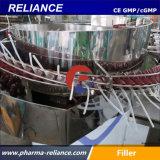 Máquina de embotellado cosmética rotatoria automática llena de /Cream