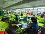 Veste elevada alaranjada da segurança da visibilidade com preço da fábrica