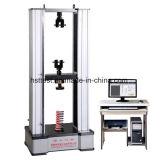 machine de test de résistance à la traction de fil d'acier de gestion par ordinateur 10kn/2250lbf/1000kgf