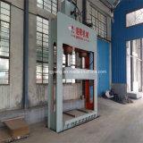 máquina fria da imprensa da madeira compensada 120t para a porta de madeira