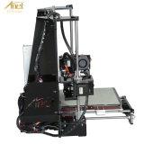 Aggiornamento! Stampante fuori linea 3D di precisione di tocco 0.1mm dell'affissione a cristalli liquidi di Anet A6