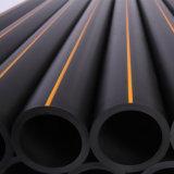 PE eletrofusão80 tubos HDPE Método de soldadura a gás