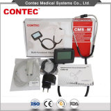 Cms Contec-M estetoscópio eletrônico - certificado CE multifuncional