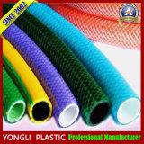 Bestes Preis Nylon farbiger flexibler Plastik-HDPE-Belüftung-Garten-Schlauch