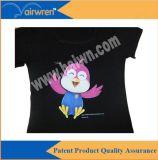 Farbenreicher DTG-Drucker-Digital personifizierter Shirt-Flachbett-Drucker