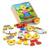 Nouveau produit jouet éducatif personnalisé EVA Fridge Magnet