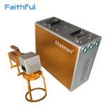 Machine tenue dans la main d'impression laser De fibre d'étiquette en métal à vendre