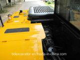 Excavatrices hydrauliques avec la position 8.5t 0.3m3 jaune