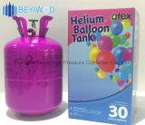 de Opblaasbare Gasfles van het Helium van de Ballon van de Tank van het Helium 13.4L 22.4L Beschikbare
