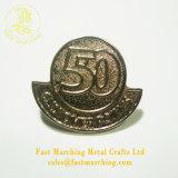 工場価格のカスタム金属の帽子Pinはオーダーメイドに記章を付ける