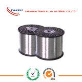 Fil de résistance du nichrome 80, fil NiCr8020 d'alliage de nickel