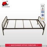 Base della parte superiore del piatto della mobilia moderna del metallo del dormitorio dell'hotel dell'ospedale singola