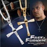 Трудное ожерелье Dominic Toretto актера газа перекрестное