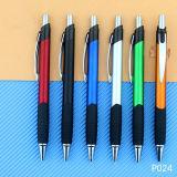 Pen van de Gift van de Ballpoint van de Gift van Kerstmis verkoopt de Plastic Goedkope Kleurrijke