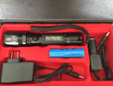 Polizia Flashlight Hot Sale Torch Light con Battery D-SD01