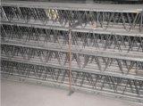 Zinc Plate Floor 갑판을%s 가진 Truss Steel Floor Decking
