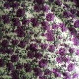 tessuto stampato flanella 100%Cotton per i pigiami delle signore