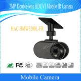Câmara de vídeo móvel de Hdcvi IR Digital da Dobro-Lente de Dahua 2MP (HAC-HMW3200L-FR)