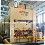 Jx36 ferment la presse mécanique de points de type deux