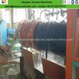 Froductionによって前絶縁される管のためのHDPEの包装の管機械高圧ポリウレタン泡立つ機械