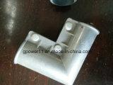 接触の鋳造のカスタムアルミニウムゲートのコーナー