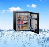 38リットルのガラスドア垂直ポータブルクーラーボックス冷蔵庫ホテルの施設