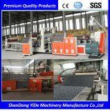 SPVCのコイル・カー及び床のマットの中国の単一ねじ押出機