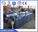 Machine à cintrer de pipe hydraulique de Dw115nc