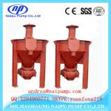 Fester Handgriff-horizontale Schlamm-Pumpe