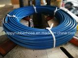"""Wp4000psi Wp6000psiの灰色の青3/8 """"圧力洗濯機か洗浄のホース"""