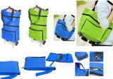 Saco Foldable dobrável do cliente do saco de Tote