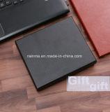 열쇠 고리로 놓이는 승진 선물 가죽 카드 홀더 선물