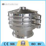 800mm de diâmetro do separador de peneira vibratória redonda de alumínio em pó