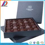 Экологичный картон пищевых сортов шоколада в салоне