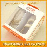 Boîtes-cadeau blanches avec les couvercles clairs (BLF-GB124)