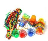 Kids, Plastic Eductional Block Toy를 위한 꽃 Basket Blocks