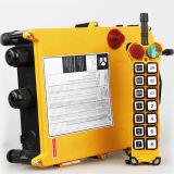 F21-14D industrielles Telecrane Radiofernsteuerungs mit doppelter Geschwindigkeit, 433MHz Fernsteuerungs