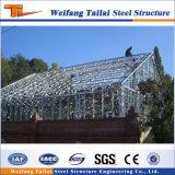 Luz de Harbin Estrutura em aço Construção Prefab House
