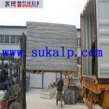 Los paneles de pared aislados