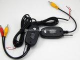 sistema senza fili di 2.4GHz DVD (transmitter+receiver) per la macchina fotografica di Rearview e di DVD/Monitor