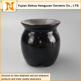 Цветастый отражетель масла фарфора поливы с свечкой Tealight